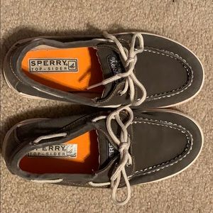 Boy's Sperry top sider